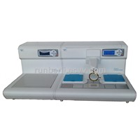 YB-9LF luxury Paraffin dispenser(tissue tek) Embedding Center