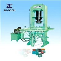 ZCY-200 Hydraulic Color Paving Block Making Machine