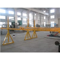 ZLP 1000   1000KGS capacity  Aerial platform for clearnning window and outwall building