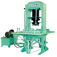 ZCY-200 Zhongcai Jianke Interlocking Block Making Machine Price