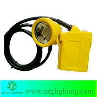 anti-explosive 15000lux at 1 meter high brightness led miner's cap lamp