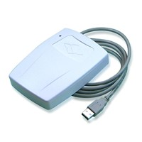 arm7 mcu hf 13.56mhz rfid desktop reader and writer with usb pc/sc interface - mr810