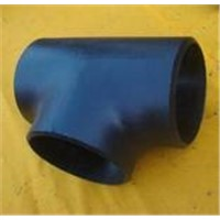 carbon steel seamless tee pipe fittings manufacturer