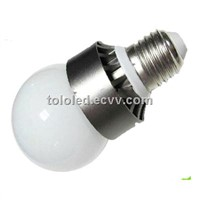cob 3w 360D led globe lamps with b15 b22 e14 e27