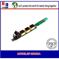 efficiently telecom standard and environmental protection material rj11 phone MDF adsl splitter