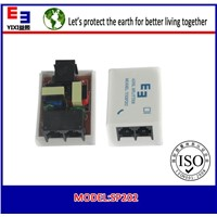efficiently telecom standard and environmental protection material rj11 phone adsl splitter
