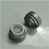 electrical bolts and nuts round  lock nut