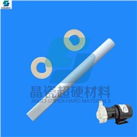 fine ceramic shaft for cleaning machine