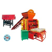 Fly Ash Block Making Machine for India