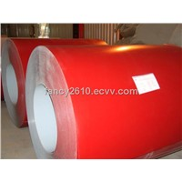 high quality prepainted galvanized steel coil and ppgi sheet