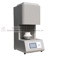high temperature sintering dental furnace
