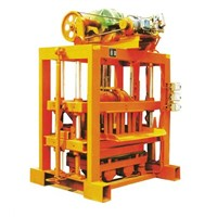 Hollow Block Machine in China QTJ4-40II