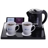 hotel guest room Tea / coffee tray set