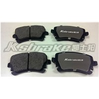 ksbrake ceramic disc brake pad