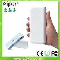 large capacity mobile power bank 10400mah /portable power bank with hight quality