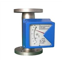 metal tube liquid rotameter