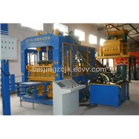 model QTY9-18 Fully Automatic Hydraulic Block Making Machine in ZCJK hot sale