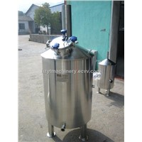 Movable Stainless Steel Tank/Storage Tank of Liquid or Food