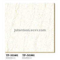 natural stone ceramic floor tile white color