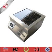 new tabletop commercial induction flat cooker for restaurant equipment high power using