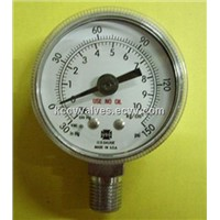 no oil pressure gauge(kccv)