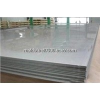 plastic alloy steel 40CrMnMoS86 / 1.2312 mold steel flat bar