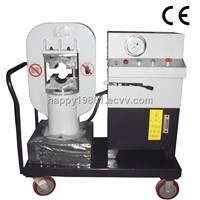 Portable 60T Wire Rope Press Machine with Low Pressure