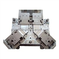 pvc gutter pipe fitting mould for sewage
