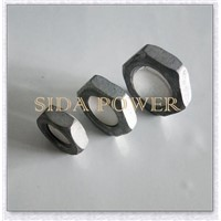 Quick Fastening Steel Hex Jam Nut