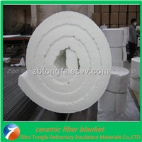 refractory heat insulation ceramic fiber blanket