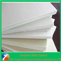 refractory heat insulation ceramic fiber board