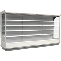 refrigerated multideck cabinet open chiller