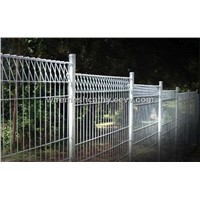 roll top welded wire mesh fence