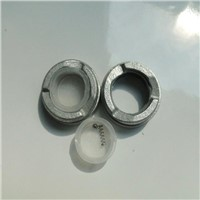 Round Anti Theft Electrical Lock Nut