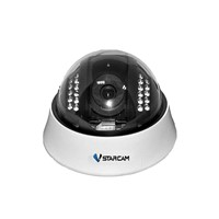 speed wireless indoor dome ip camera night vision
