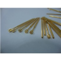 test probe ,spring contact probe ,contact probe pin
