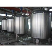 Stainless Steel Agitating Tank