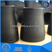steel pipe fittings concentric reducer schedule 40
