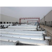 steel poles,electrical power poles,Flag mast stainless steel pole