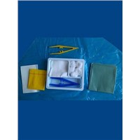 sterile dressing set with BP standard