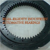 surface blackening treatment slewing ring bearings