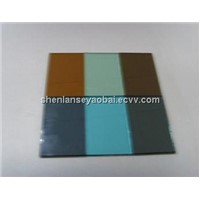 tinted glass:Bronze, Golden Bronze, Euro Grey, Jinjing Grey,  French Green, Ocean Blue
