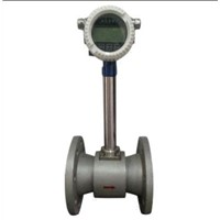 vortex flowmeter for gas measurement
