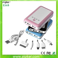wholesale 5200mah  charger battery power bank for iphone