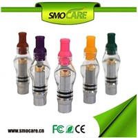 wholesale best glass globe vaporizer for dry herb wax oil cig