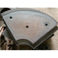 wiggert mixer wear parts
