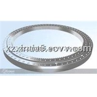 asphalt compaction rollers and refuse compactor slewing ring bearing and slewing bearing