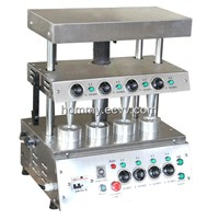 cone pizza molding machine