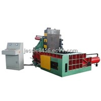 hydraulic metal processing machine