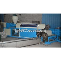 masterbatch production line/master batch pelletizing line